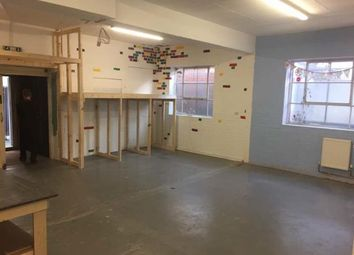 Thumbnail Commercial property to let in Markfield Road, London