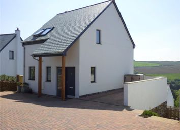 Thumbnail 4 bed detached house for sale in Coombe View, Perranporth