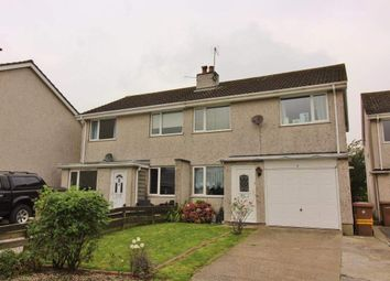 Thumbnail 3 bed semi-detached house for sale in 3 Slieau Curn Park, Kirk Michael