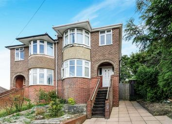 Thumbnail 3 bed semi-detached house for sale in Garfield Road, Southampton