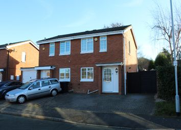 Thumbnail 2 bed semi-detached house for sale in Greenlee, Wilnecote, Tamworth