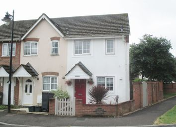 Thumbnail 2 bed end terrace house for sale in Beaulieu Drive, Yeovil