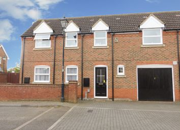Thumbnail 3 bed semi-detached house for sale in Home Field, Aylesbury