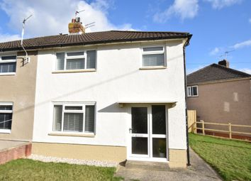 Thumbnail 3 bed semi-detached house for sale in Cefn Road, Blackwood