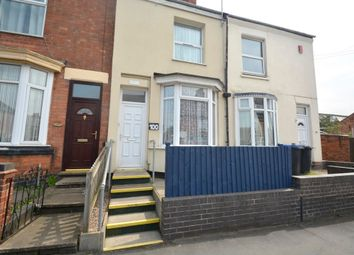 Thumbnail 3 bed terraced house for sale in Factory Road, Hinckley, Leicestershire