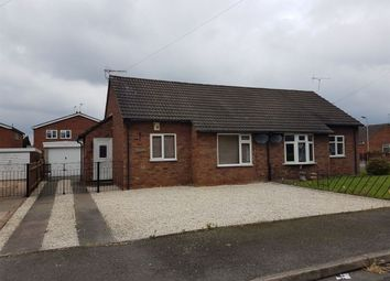 Thumbnail 2 bed bungalow to rent in Christopher Drive, Leicester