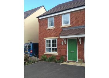 Thumbnail 2 bed end terrace house for sale in 30 The Vineyards, Coxley, Wells