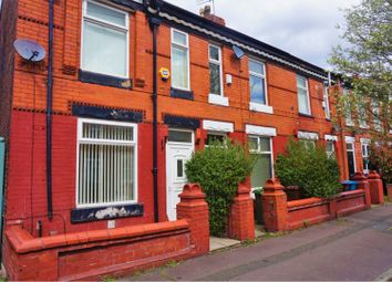 Thumbnail 2 bed end terrace house for sale in Thornton Road, Manchester