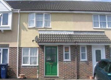Thumbnail 2 bed terraced house to rent in Pimpernel Court, Wyke, Gillingham