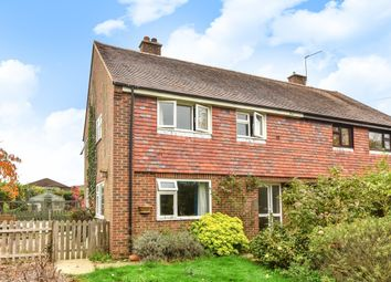 Thumbnail 3 bed semi-detached house for sale in Wayside Cottages, Walton Lane, Bosham