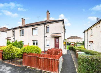 Thumbnail 2 bed flat for sale in Burnbrae Street, Springburn, Glasgow