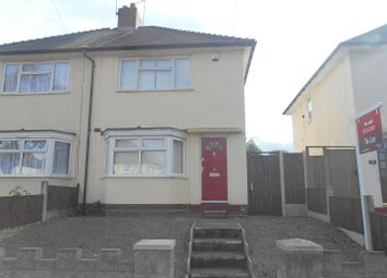 Thumbnail 3 bed semi-detached house to rent in Johnson Road, Wednesbury