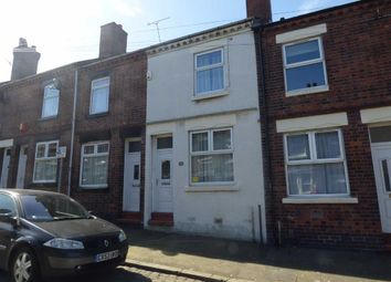 Thumbnail 2 bedroom terraced house for sale in Holly Place, Heron Cross, Stoke-On-Trent