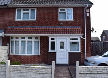 Thumbnail 3 bed semi-detached house to rent in Well Lane, Liverpool