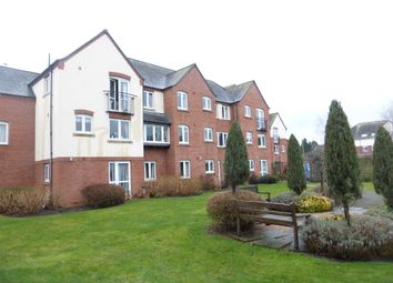 Thumbnail 2 bed flat for sale in Watkins Court, Old Mill Close, Hereford