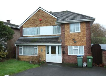 Thumbnail 5 bedroom detached house for sale in Arundel Drive, Fareham, Hampshire