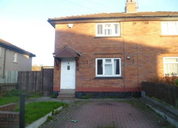 Thumbnail 2 bed semi-detached house to rent in Wrens Nest Road, Dudley