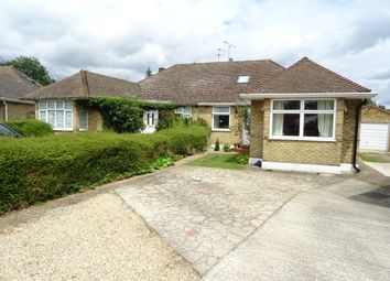 Thumbnail 4 bed semi-detached bungalow for sale in Wendley Drive, New Haw