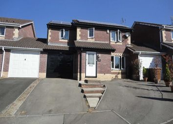 Thumbnail 3 bed link-detached house for sale in Clos Cwm Garw, Mountain View, Caerphilly