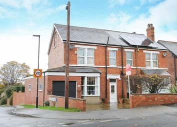Thumbnail 4 bed semi-detached house for sale in Station Road, Woodhouse, Sheffield, South Yorkshire