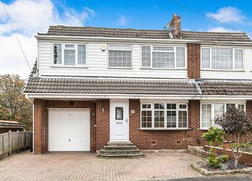 Thumbnail 4 bed semi-detached house for sale in Tintern Avenue, Chorley, Lancashire
