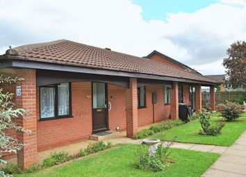 Thumbnail 2 bed semi-detached bungalow to rent in St. Edmunds Court, Grantham