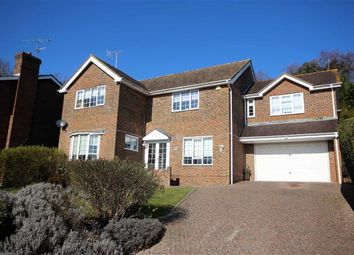 Thumbnail 6 bed detached house for sale in Longlands, Charmandean, Worthing, West Sussex