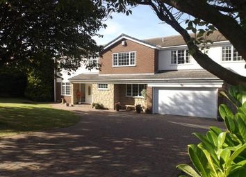 Thumbnail 5 bed detached house for sale in Wentworth Court, Darras Hall, Ponteland, Northumberland