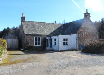 Thumbnail 3 bed detached house for sale in Meikle Tulloch Farmhouse, Durris, Banchory, Kincardineshire