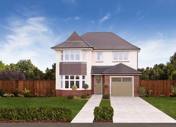 "3 bed detached house for sale in ""Sherbourne"" at Heol Rufus, Radyr, Cardiff CF15"