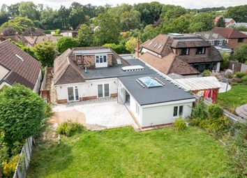 Thumbnail 3 bed detached bungalow for sale in Badgers Run, Rowlands Castle Road, Horndean, Waterlooville