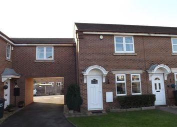 Thumbnail 2 bed end terrace house for sale in Sambourne Drive, Birmingham, West Midlands