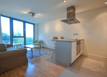 Thumbnail 1 bed flat to rent in George Hudson Tower, High Street, London