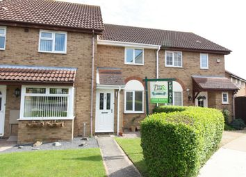 Thumbnail 2 bed terraced house for sale in Sparrowhawk Way, Hartford, Huntingdon