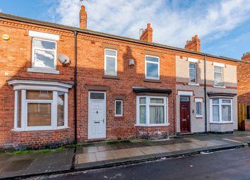 Thumbnail 3 bed terraced house for sale in Aysgarth Road, Darlington, Darlington