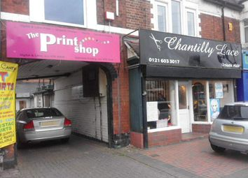 Thumbnail Retail premises for sale in Birmingham B31, UK