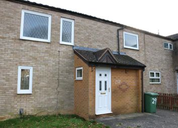 Thumbnail 3 bed terraced house to rent in Epsom Walk, Corby