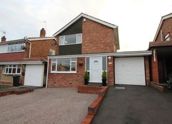 Thumbnail 3 bed detached house for sale in Silva Avenue, Kingswinford, West Midlands