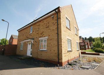 Thumbnail 4 bed property to rent in Hazel Copse, Grange Park, Northampton
