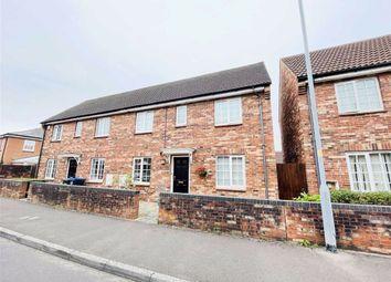 Thumbnail 3 bed semi-detached house for sale in Hornchurch Road, Bowerhill, Melksham