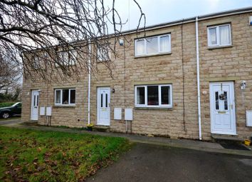 Thumbnail 3 bedroom terraced house for sale in Laverock Crescent, Hove Edge, Brighouse