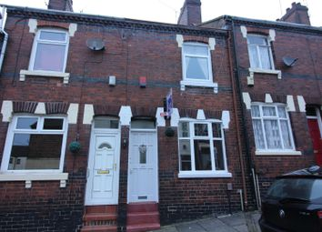Thumbnail 2 bed terraced house for sale in Whitmore Street, Shelton, Stoke-On-Trent