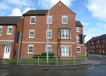 Thumbnail 2 bedroom flat for sale in The Nettlefolds, Hadley, Telford