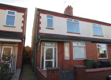 Thumbnail 3 bed semi-detached house for sale in David Street, Northwich