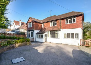Thumbnail 4 bed semi-detached house for sale in Woodcote Grove Road, Coulsdon, Surrey
