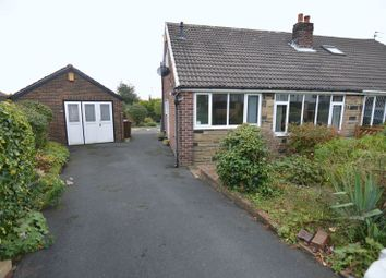 Thumbnail 3 bed semi-detached bungalow for sale in Lingwell Gate Drive, Outwood, Wakefield