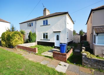 Thumbnail 3 bed semi-detached house for sale in Ruskin Road, Grays