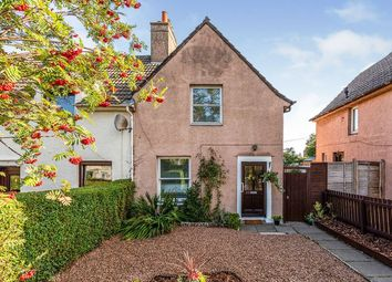 Thumbnail End terrace house for sale in Queensferry Road, Rosyth, Dunfermline, Fife