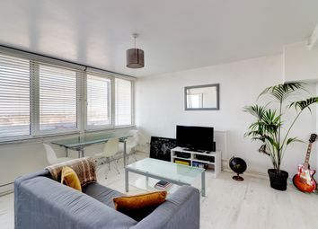 Thumbnail 1 bed flat for sale in Lovell House, Shrubland Road, London