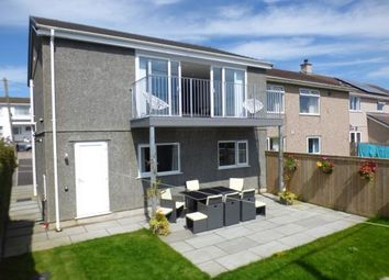 Thumbnail 3 bed semi-detached house for sale in Cae Cali, Brynteg, Benllech, Anglesey
